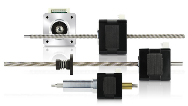 Linear Actuator Stepper Motor